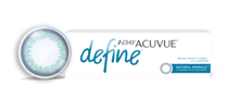 1-DAY ACUVUE DEFINE natural sparkle  (30шт.)